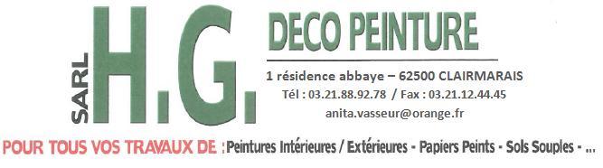 LOGO HG DECO PEINTURE